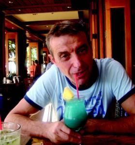 """""""Блу Хавай"""" - най-прочутият тук коктейл, който се сервира по специална рецепта в ресторантите и баровете на хотела"""