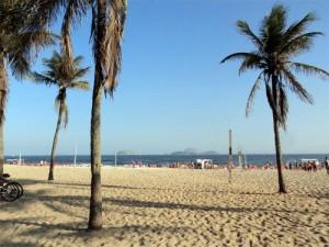 Плажът Ипанема