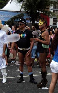 Гей-парад в Рио – 2011