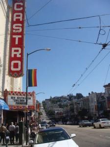 Гей-кварталът Castro.