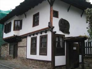 Къща музей Петко и Пенчо Славейкови