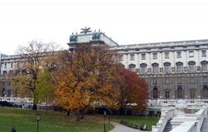Виена - есен