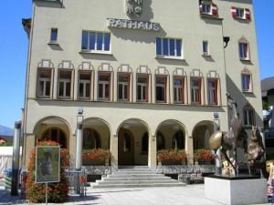 Кметството на Вадуц