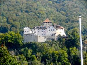 Замъкът на рода фон Лихтенщайн