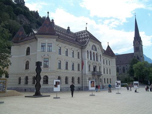 Парламентът на Лихтенщайн