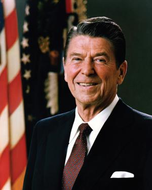 Роналд Рейгън – 40-тия президент на САЩ (1981 - 1989)